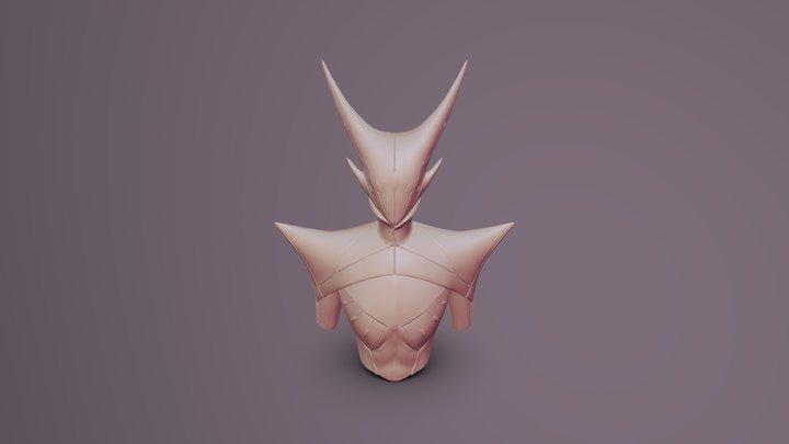 Naiad 3D Model