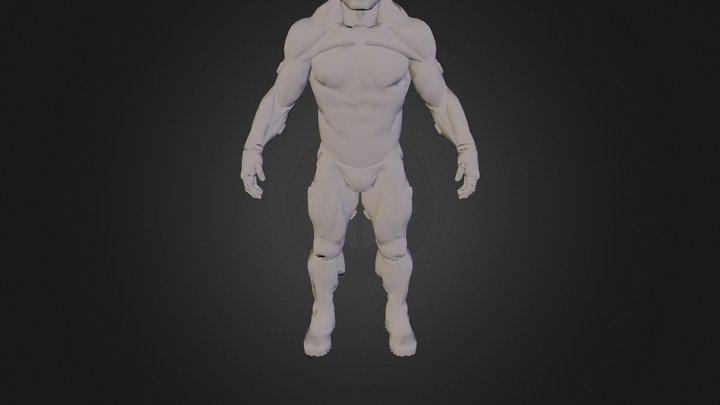 nanosuit2 3D Model