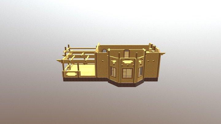 6ц авангард разрез 2 3D Model