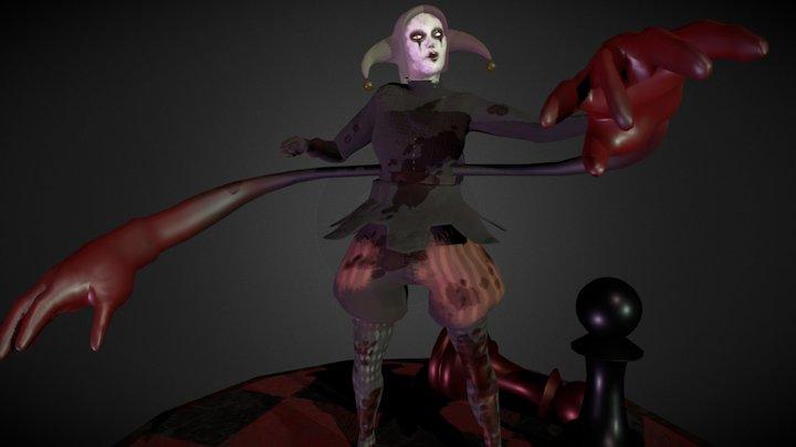 The Fool 3D Model