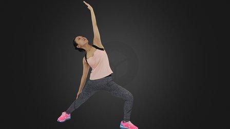 Yoga-1 3D Model