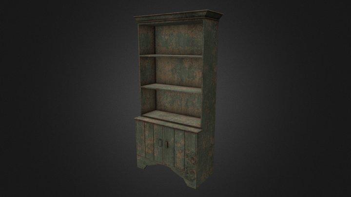old cupboard 3D Model
