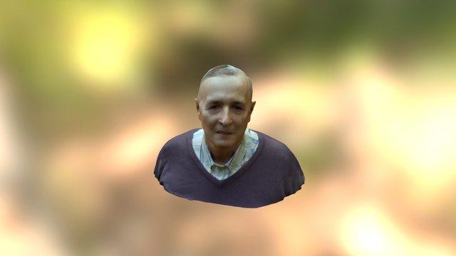 Jose Luis Fernández 3D Model