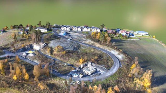 Hokksund 3D Model