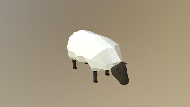 Sheep 2 3D Model