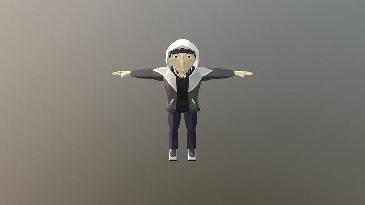 Pepel 3D Model