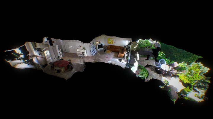 The Industry: Inge, 'weed estate agent' 3D Model