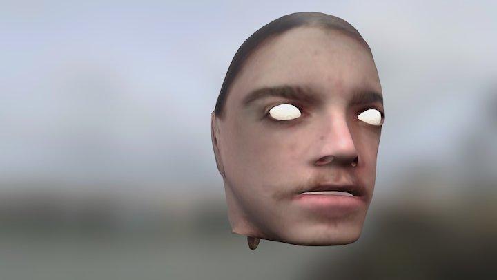 Mi Cara 3D Model