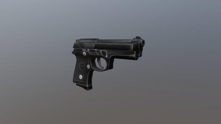 Beretta 3D Model