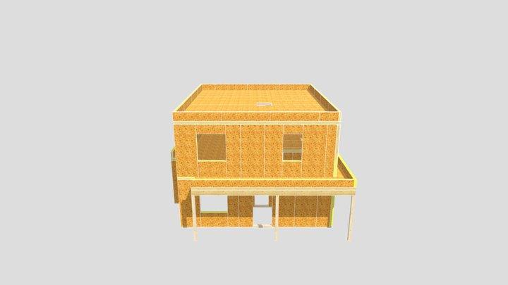 TK - model 3D - 2021.08.06 3D Model