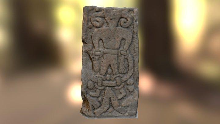 the 'Loki Stone' 3D Model