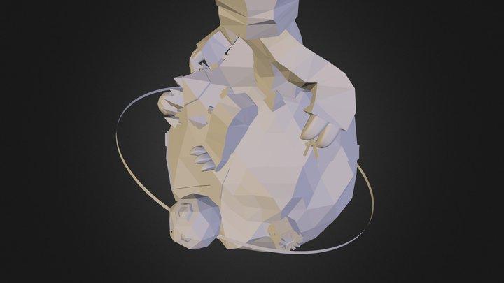 Grusel 3D Model