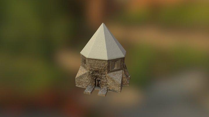 Восточный мавзолей, г. Болгар 3D Model