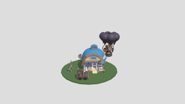 Home Work4 3D Model