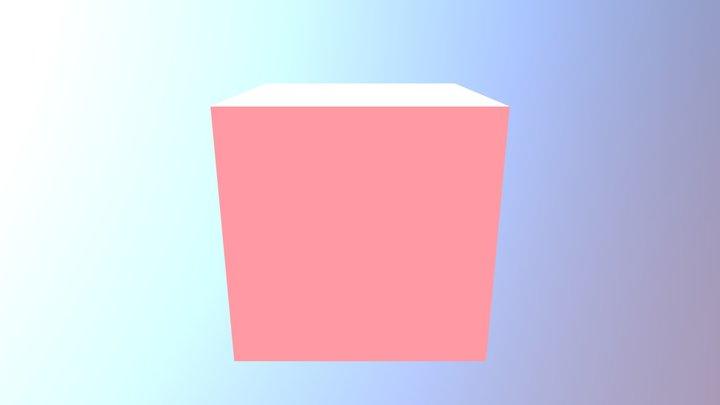 Cubetest 3D Model