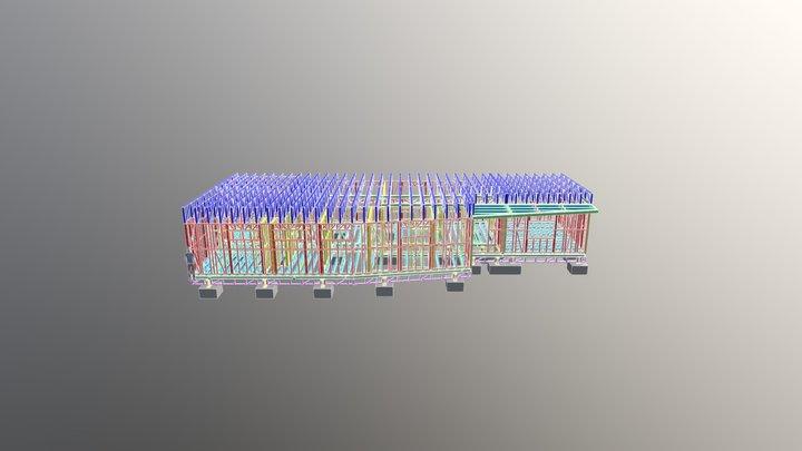 Seaford Signal (IFC) 3D Model