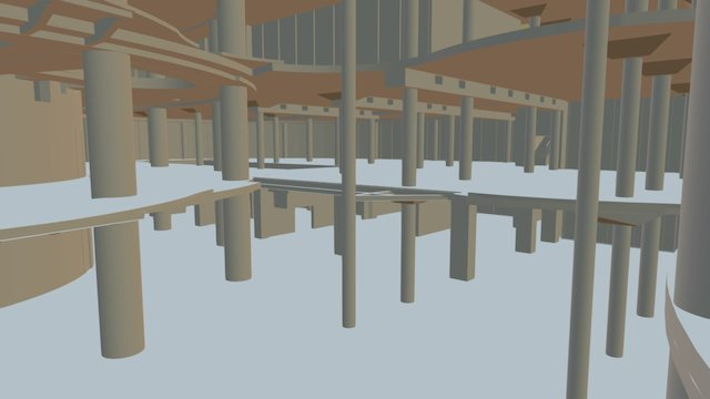 Z TOWERS 3D Model