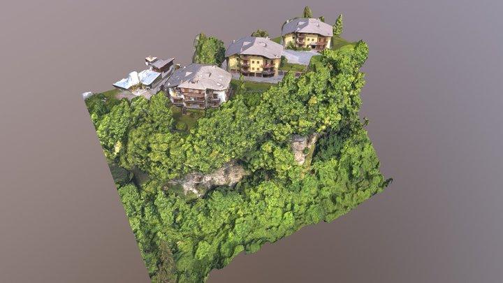 Val di Tede 3D Model