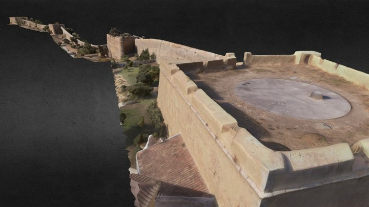 Lagos-aerial-FromE-toL 3D Model