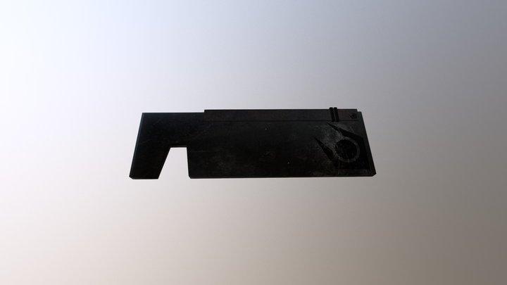 metalcard_cid 3D Model