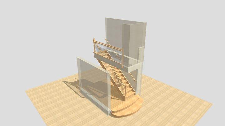 odinx1a 3D Model