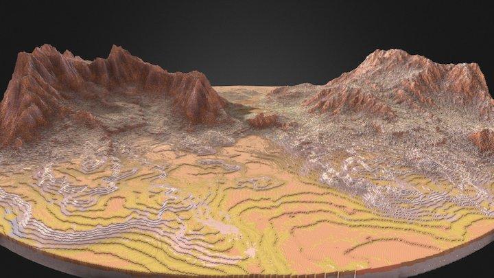 Osan (2017) 3D Model