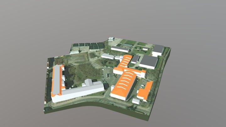 Altenburg Final 3D Model