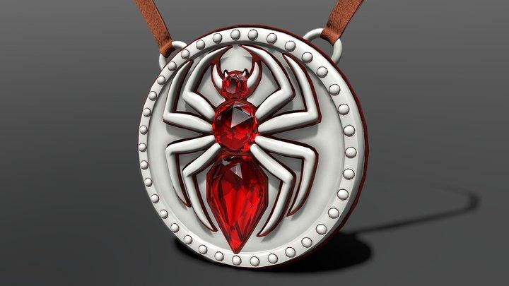 Ivory Spider Arcane Focus [Free Download] 3D Model