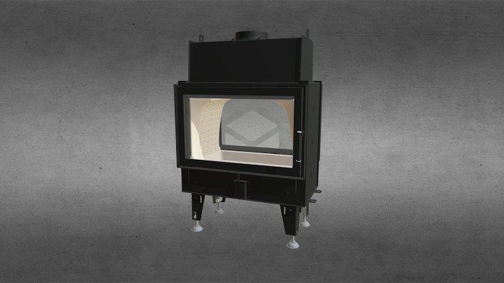 BeF Twin 8 II 3D Model