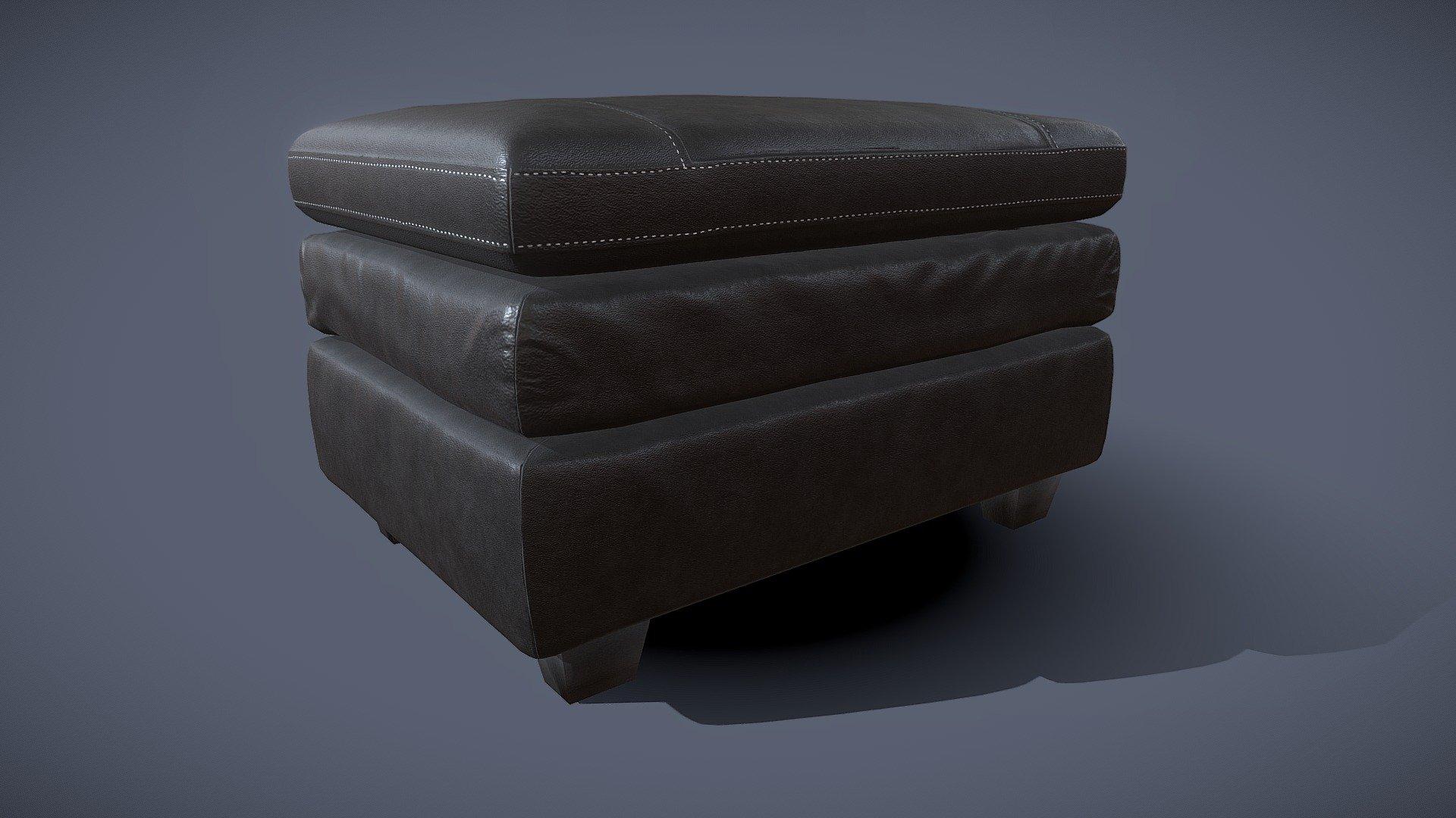 Astonishing Gleason Chair Ottoman Buy Royalty Free 3D Model By Short Links Chair Design For Home Short Linksinfo