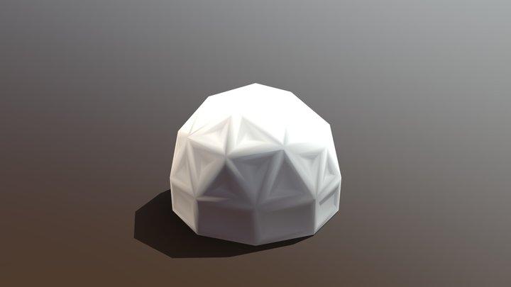 precast dome 3D Model