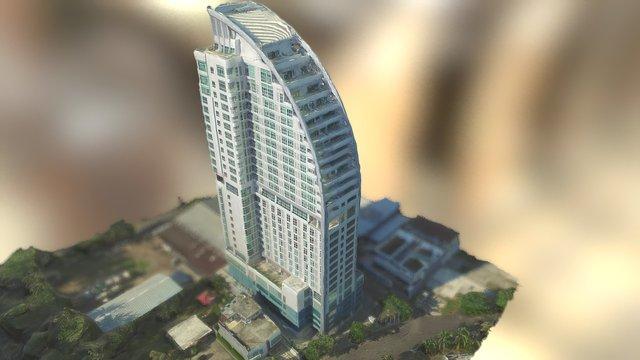 Lagon Manado 3D Model