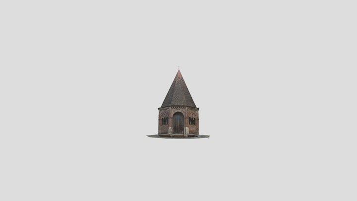 Cappella Sant'Agata 3D Model