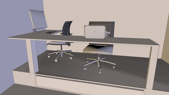 Small Place Optimisation 3D Model