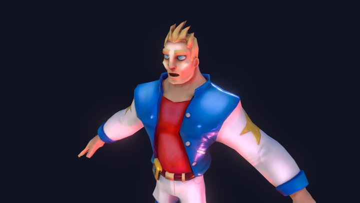 Dan_LP_OhBiBi 3D Model