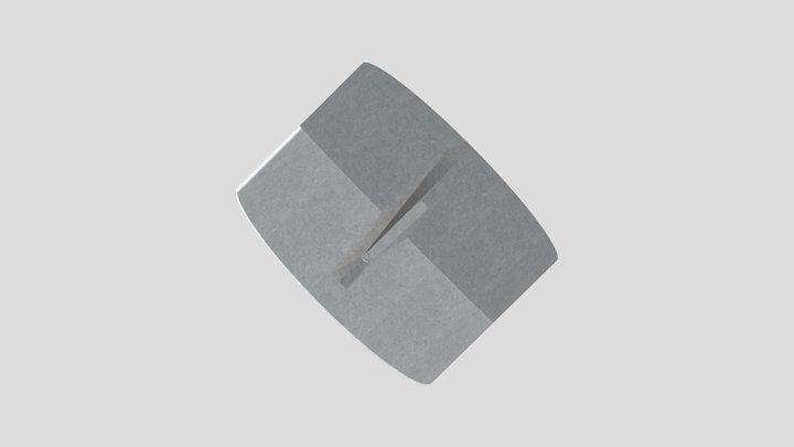 КС 8-12 М ( С ДНОМ ) 3D Model
