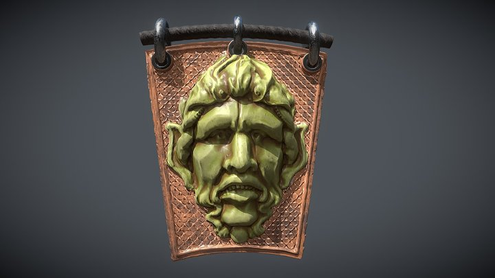 Medal-v01 3D Model