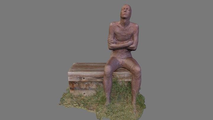 "IUPUI Public Art - ""Horizons"" 3D Model"