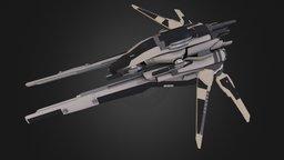 MV3 3D Model