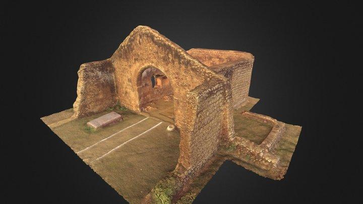 Kulumbimbi (Mbanza Kongo, Angola) 3D Model