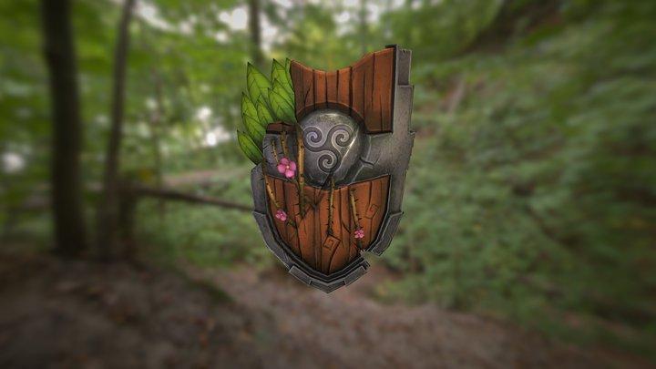 Nature's Shield 3D Model