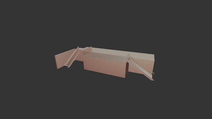 555 3D Model