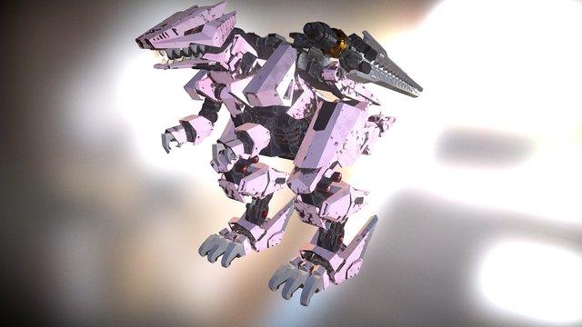 Berserk fury kotobukiya 3D Model