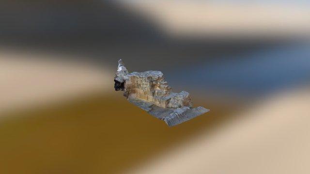 Saranda Kolones - Pilaster 2 3D Model
