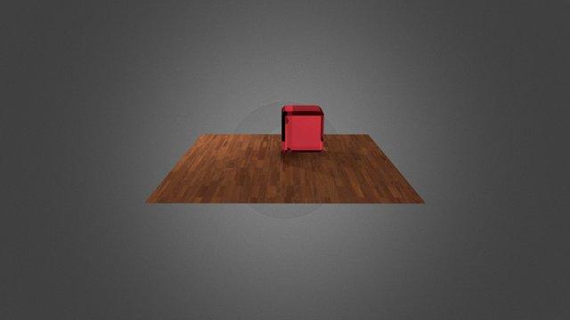 BlendTest 3D Model