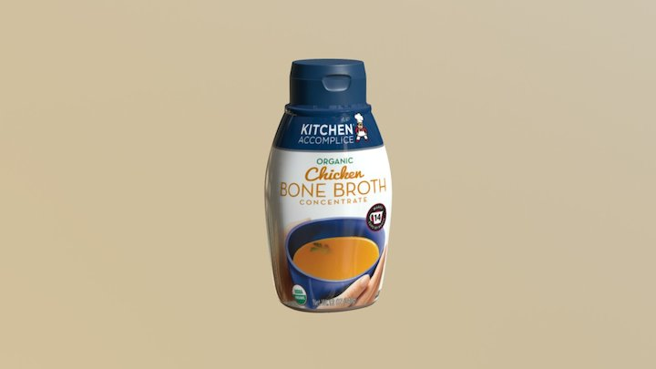 KA Bone Broth 3D Model