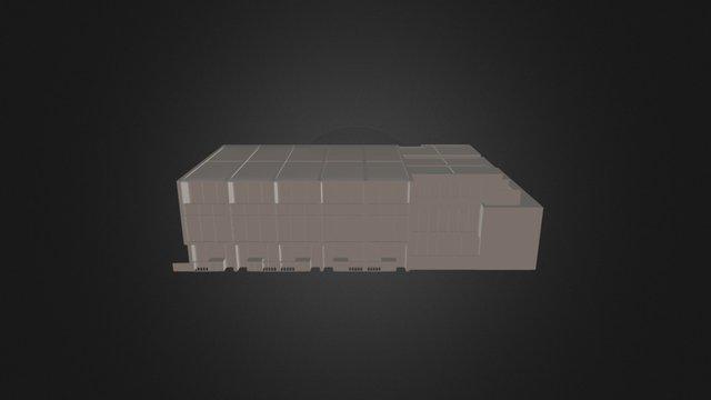 M153A - Final Building 3D Model