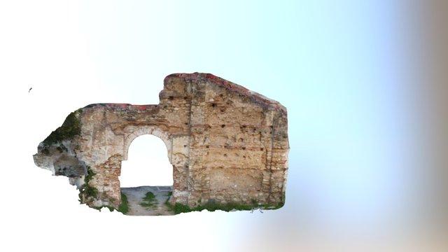 Convento Fuensanta 3D Model