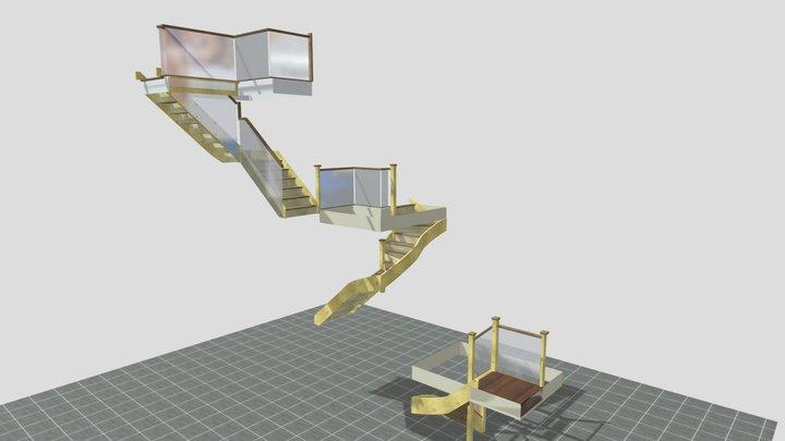 Terry_3 3D Model