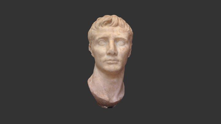 Getty Augustus 3D Model